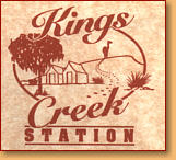 Kings Creek Station - Winery Find