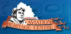 The Australian Aviation Heritage Centre - Winery Find