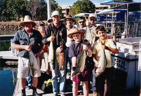 Sea Master Fishing Charters - Winery Find