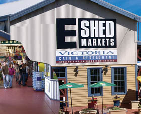 The E Shed Markets - Winery Find