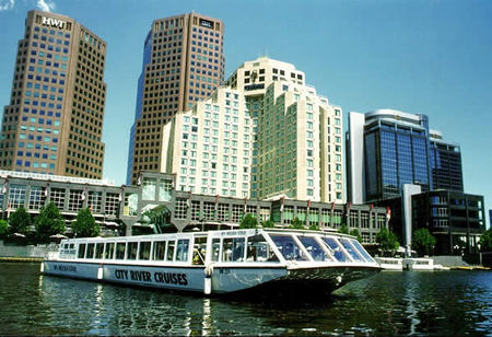 City River Cruises Melbourne - Winery Find