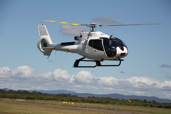 Executive Helicopters - Winery Find