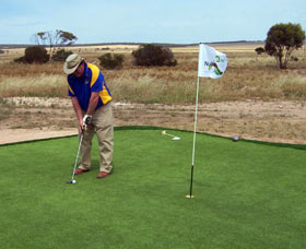 Nullarbor Links World's Longest Golf Course Australia - Winery Find