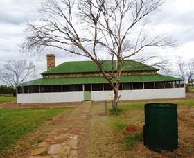 Tennant Creek Telegraph Station - Winery Find