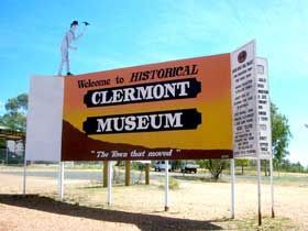 Clermont Historical Centre and Museum - Winery Find