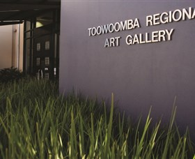 Toowoomba Regional Art Gallery - Winery Find