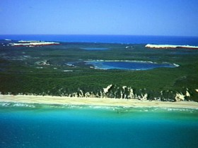Fraser Island Great Sandy National Park - Winery Find