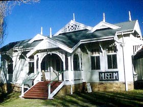 Stanthorpe Heritage Museum - Winery Find