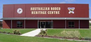 Australian Rodeo Heritage Centre - Winery Find