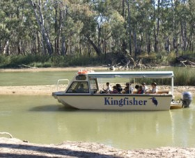 Kingfisher Cruises - Winery Find
