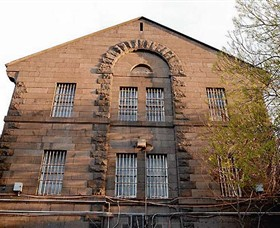 Old Geelong Gaol - Winery Find