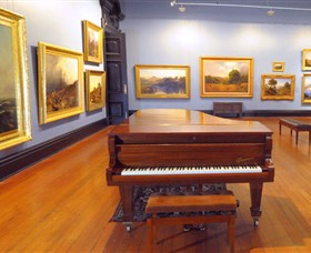 Art Gallery of Ballarat - Winery Find