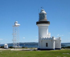 Point Perpendicular Lighthouse and Lookout - Winery Find