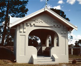Stanthorpe Soldiers Memorial - Winery Find