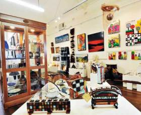 Nimbin Artists Gallery - Winery Find
