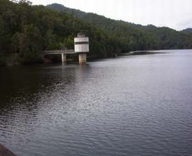 Clarrie Hall Dam - Winery Find