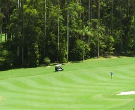 Bonville Golf Resort - Winery Find