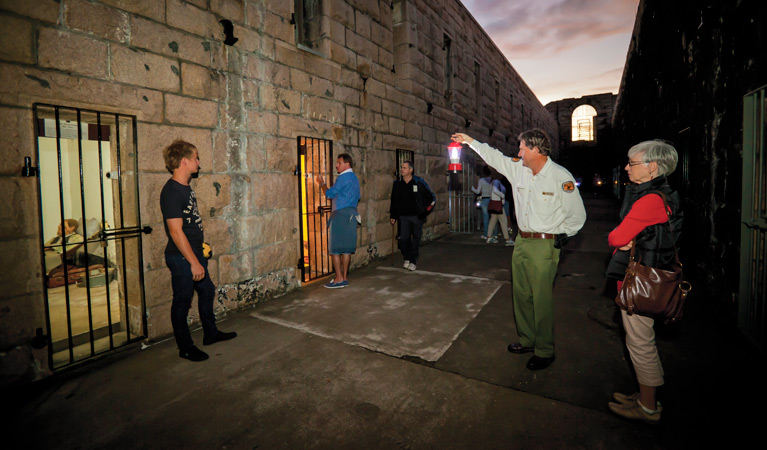 Trial Bay Gaol - Winery Find