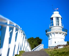 Smoky Cape Lighthouse Accommodation and Tours - Winery Find
