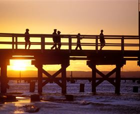 Busselton Jetty - Winery Find