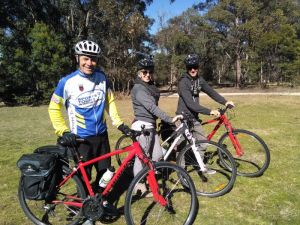 Granite Belt Bicycle Tours and Hire - Winery Find
