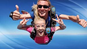 Skydive Oz Canberra - Winery Find