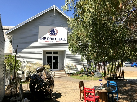 The Drill Hall Art Studio - Winery Find