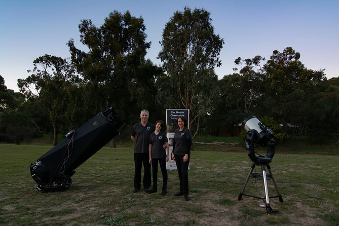 Stargazing Busselton with Mobile Observatory - Winery Find