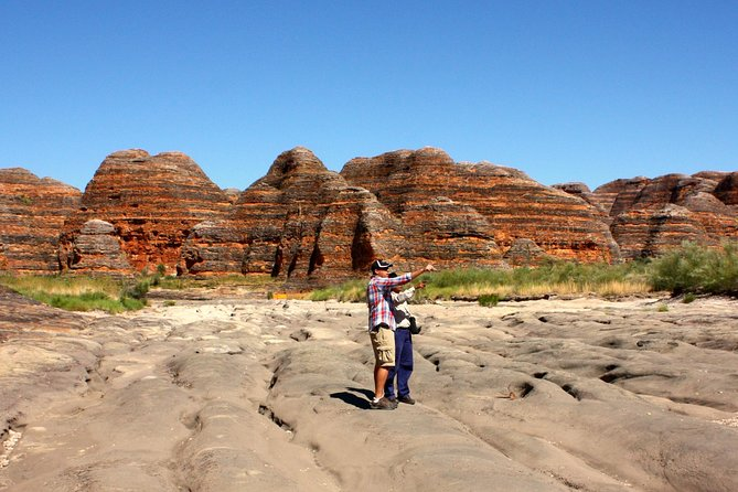 Bungle Bungle Flight Domes  Cathedral Gorge Guided Walk from Kununurra - Winery Find