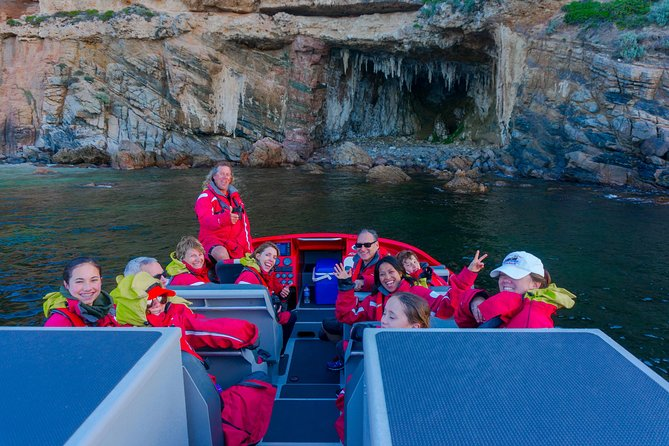 Dunsborough Jet Boat Sea Safari Along Cape Naturaliste Coast - Winery Find