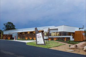 Varias Restaurant and Function Centre at the Queensland College of Wine Tourism - Winery Find