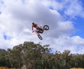 Goanna Tracks Motocross and Enduro Complex - Winery Find
