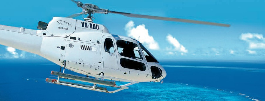 Heli Charters Australia - Winery Find