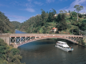 Tamar River Cruises - Winery Find