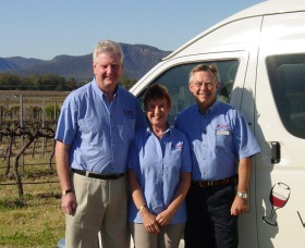 James Hunter Valley Wine and Vineyard Tours