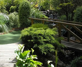 Grampians Adventure Golf MOCO Gallery  Cafe - Winery Find