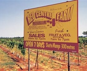 Red Centre Farm - Winery Find