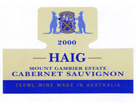 Haig Vineyard - Winery Find