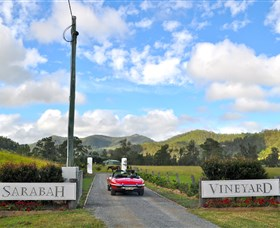 Sarabah Estate Vineyard - Winery Find