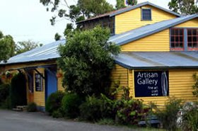 Artisan Gallery and Wine Centre