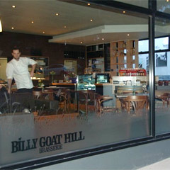 Billy Goat Hill Brasserie