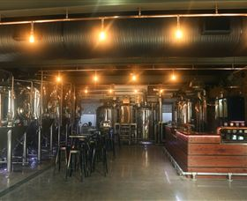 4 Hearts Brewing Pumpyard Bar and Brewery
