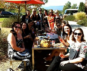 Wild Wombat Winery Tours