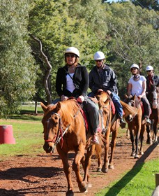 Horseback Winery Tours - Winery Find